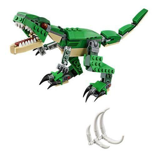 LEGO Creator, Potężne dinozaury, 31058 wyprzedaż