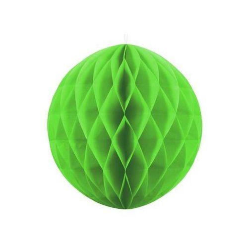 Dekoracja wisząca kula zielone jabłko - 40 cm - 1 szt. (5901157498014)