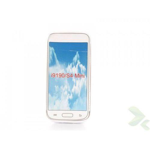 Geffy - Etui Samsung Galaxy S4Mini TPU S white Odbiór osobisty w ponad 40 miastach lub kurier 24h, GF-SGS4M420675