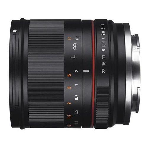 21 mm f/1.4 ed as umc cs sony e marki Samyang