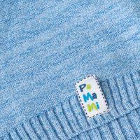 Wiosenny komplet chłopięcy - jasnoniebieski - jasnoniebieski marki Pamami