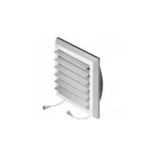 Kratka wentylacyjna t38 140x140mm fi100mm biała marki Awenta