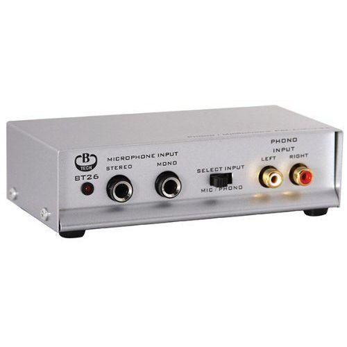 B-Tech BT26 wzmacniacz audio