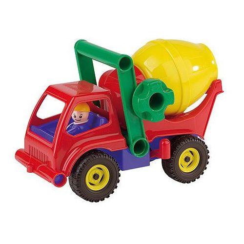 Lena, Betoniarka, samochód, 27 cm z kategorii Betoniarki zabawki