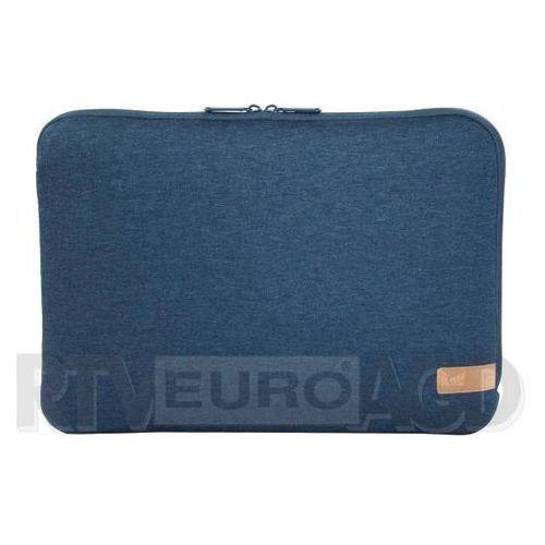 Etui na laptopa HAMA Jersey 15,6 cala Niebieski, kolor niebieski
