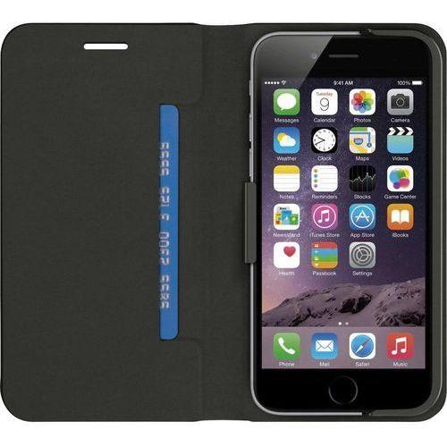 Belkin Etui flip do iphone  f8w510btc00, film classic, pasuje do modelu telefonu: apple iphone 6, czarny