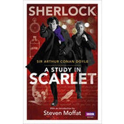Sherlock: A Study In Scarlet (9781849903660)