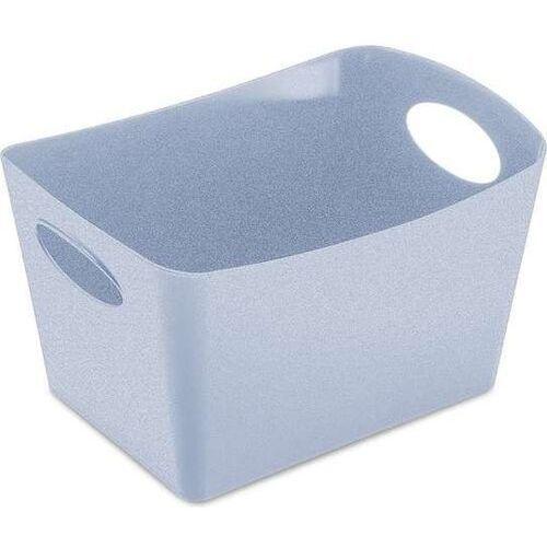 Pojemnik organic boxxx s niebieski