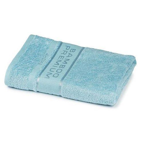 ręcznik kąpielowy bamboo premium jasnoniebieski, 70 x 140 cm, 70 x 140 cm marki 4home