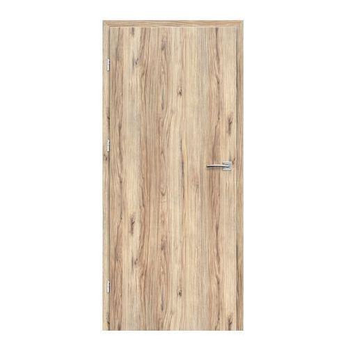 Drzwi pełne Exmoor 60 lewe dąb skalny