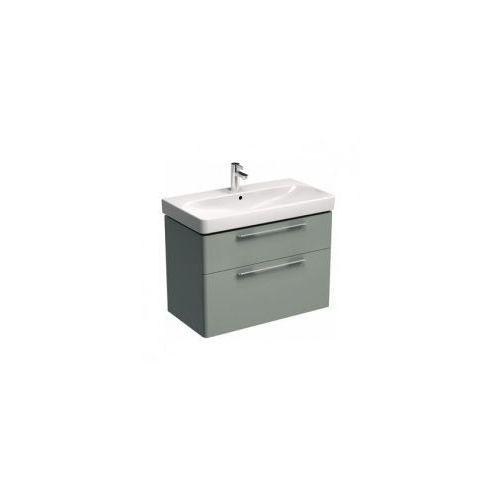 KOŁO szafka + umywalka Traffic 90 platynowy połysk 89438-000+L91190000, 89438-000.L91190000