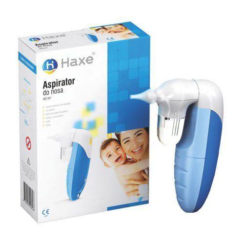 Haxe Aspirator do nosa - skuteczny odciągacz kataru (4710953420348). Najniższe ceny, najlepsze promocje w sklepach, opinie.