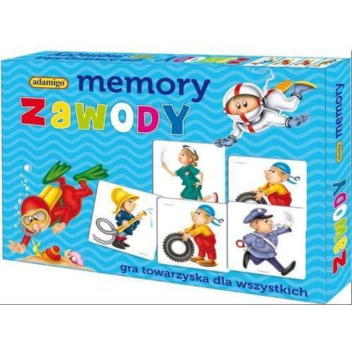 ADAMIGO Gra Memory Zawody (6212), WGADMR0UD011576 (5720588)