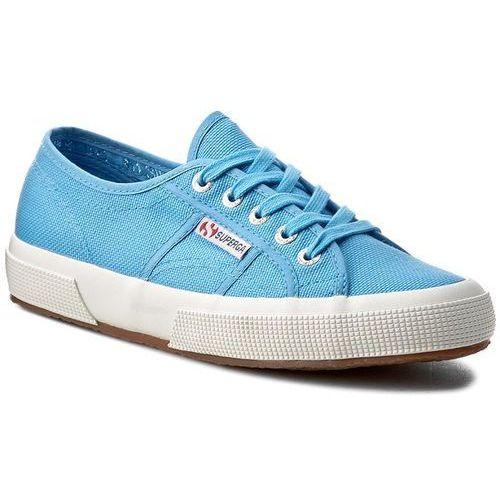 Tenisówki - 2750 cotu classic s000010 azure blue 00t, Superga, 36-38