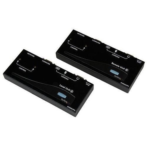 konsoli Startech USB VGA Extender za pomocą kabla CAT5 UTP (500 ft) (0718037751658)