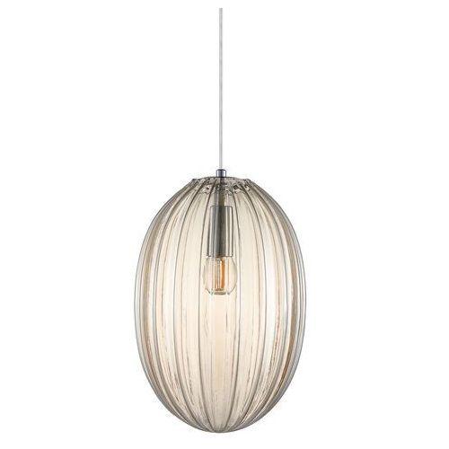 parlo pnd-8112-1b-co lampa wisząca zwis 1x40w e14 koniakowa marki Italux