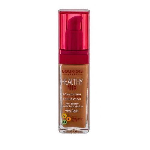 BOURJOIS Paris Healthy Mix Anti-Fatigue Foundation podkład 30 ml dla kobiet 60 Dark Amber (3614225451591)