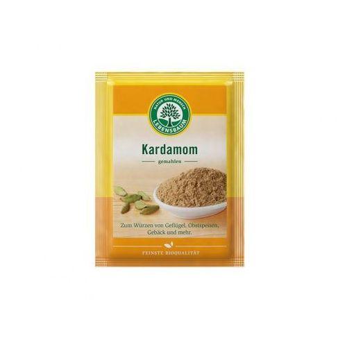 Lebensbaum (przyprawy, herbaty, kawy) Kardamon mielony bio 10 g - lebensbaum (4012346128702)