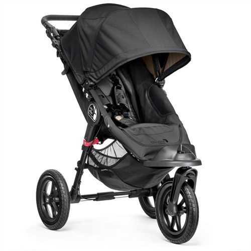 Baby Jogger Wózek spacerowy City Elite, Black
