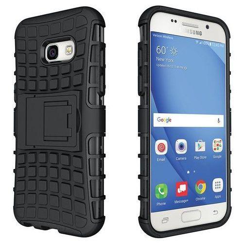 Perfect Armor Czarny   Pancerna obudowa etui dla Samsung Galaxy A3 2017, kup u jednego z partnerów