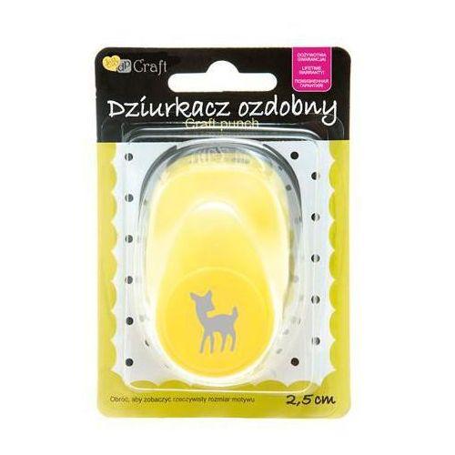 Dalprint Dziurkacz ozdobny  jcdz-110-349/2,5cm - bambi
