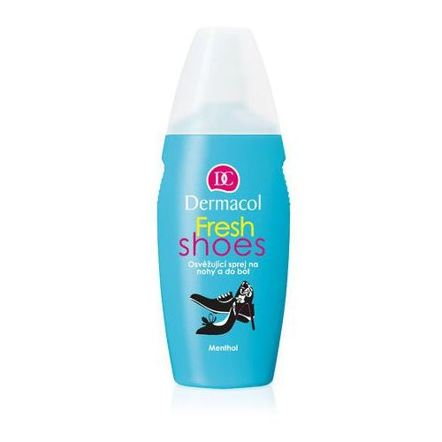 fresh shoes spray do stóp 130 ml dla kobiet marki Dermacol