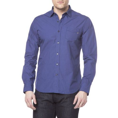 koszula niebieski xl marki Replay