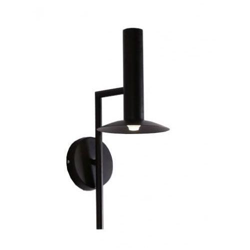 Hat kinkiet lp-1661/1w bk 46cm czarny marki Light prestige