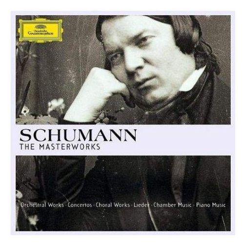 Deutsche grammophon Schumann - the masterworks (0028947788164)