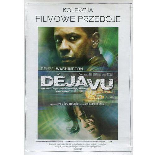 Deja Vu - Kolekcja Filmowe Przeboje, towar z kategorii: Filmy science fiction i fantasy