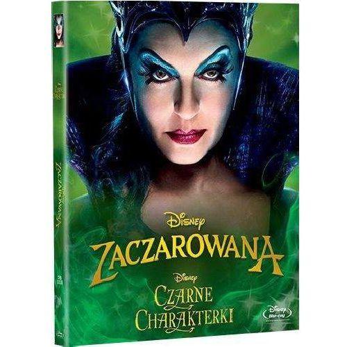 Zaczarowana (Blu-Ray) - Kevin Lima DARMOWA DOSTAWA KIOSK RUCHU (7321917503303)