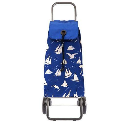 Rolser i-max brisa convert rg wózek na zakupy na 2 kołach / imx127 azul / niebieski (8420812964970)