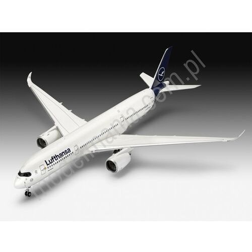 Revell Model plastikowy airbus a350-900 lufthansa (4009803038810)