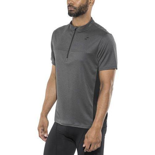 SQUARE Active Koszulka rowerowa Mężczyźni, grey M 2019 Koszulki z krótkim rękawem (4250589464403)