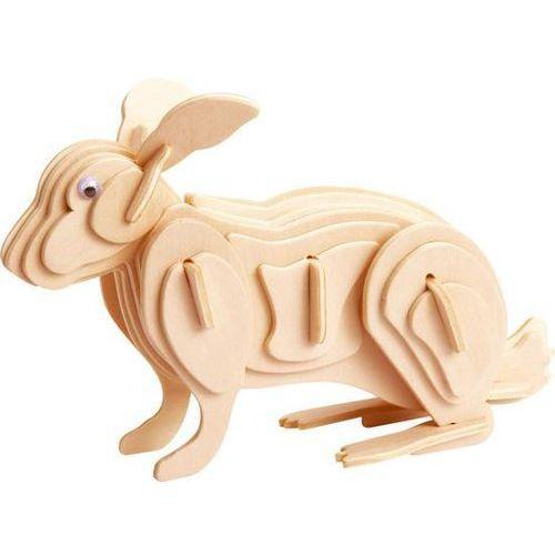 Eureka Łamigłówka drewniana gepetto - królik (rabbit) (5425004731623)