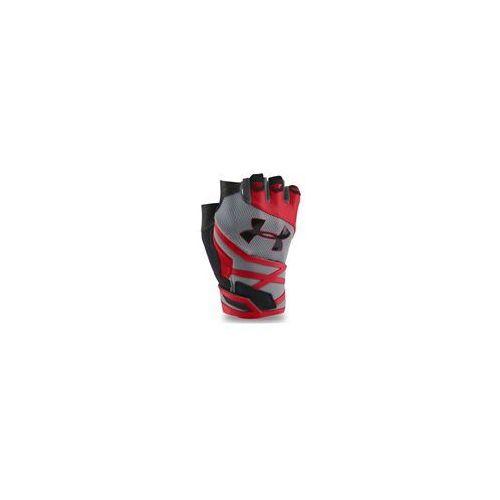 Under Armour Resistor Glove Red para