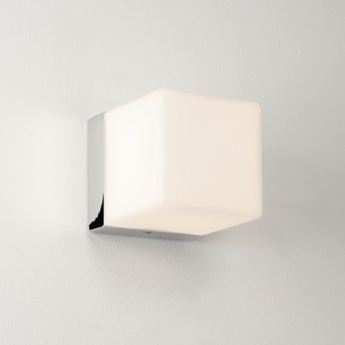 Astro lighting Kinkiet cube żarówka led gratis!, 0635