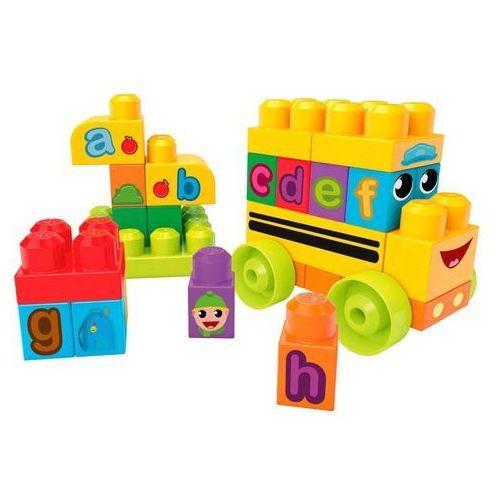 Mega Bloks First Builders - Autobus ABC