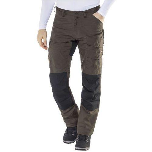 Fjällräven Barents Pro Spodnie Mężczyźni, dark olive/black EU 48 2020 Spodnie narciarskie (7392158916443)