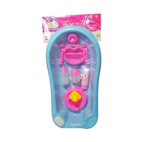 Zabawka SWEDE Wanna z akcesoriami, towar z kategorii: Pozostałe lalki i akcesoria