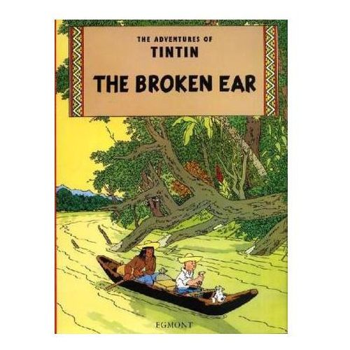 Broken Ear, Herge
