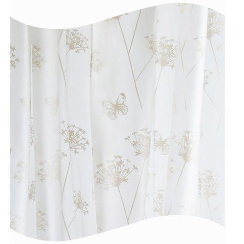 zasłonka prysznicowa kotara 180 x 180 cm awd02101471 peva marki Awd interior