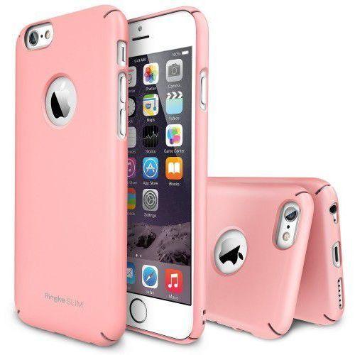 Rearth Ringke Slim A iPhone 6/6s Pink, kolor różowy