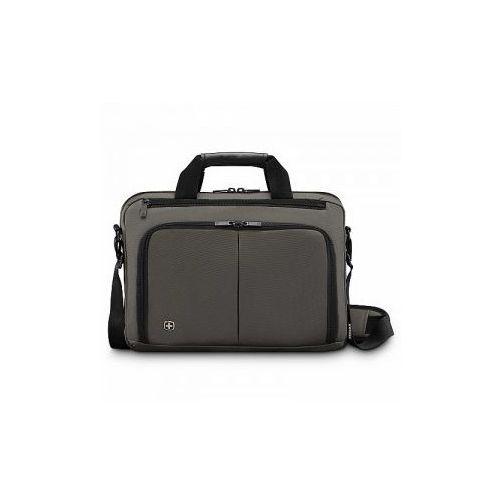Torba z kieszenią na laptopa do 16' marki Wenger model Source 16 - kolor szary