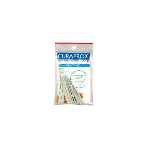 CURAPROX TP 945 Tartar-Stix - Plastikowe wykałaczki dentystyczne pokryte minerałami 10szt., kup u jednego z partnerów
