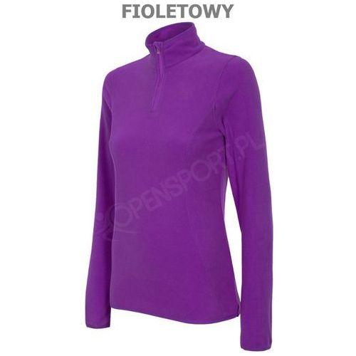 4f Damska bluza polarowa t4z16 bidp001 fiolet xl