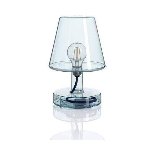 Lampa stołowa Transloetje niebieska (8718969856515)