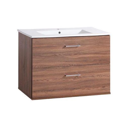 Szafka łazienkowa pod umywalkę 80 cm kolekcja Harmony Comad