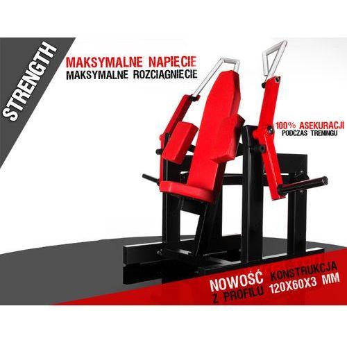 Hammer do wyciskania na mięśnie trójgłowe ramienia siedząc (triceps) pm14  strength marki Kelton