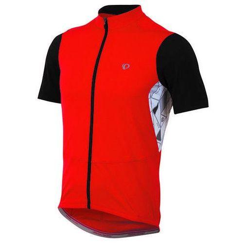 Pearl Izumi Select Attack - męska koszulka rowerowa (czerwono-biały)